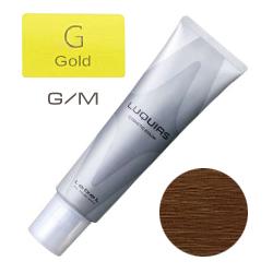 Lebel Luquias - Краска для волос тон G/M 150 мл