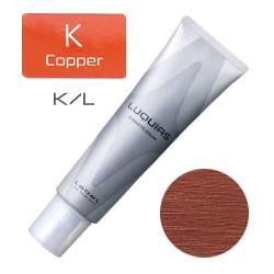Lebel Luquias - Краска для волос тон K/L 150 мл