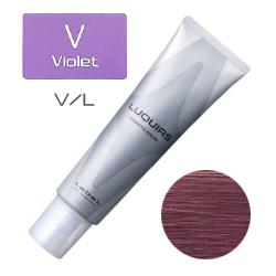 Lebel Luquias - Краска для волос тон V/L 150 мл