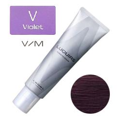 Lebel Luquias - Краска для волос тон V/M 150 мл