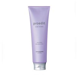Lebel Proedit Home Charge Bounce Fit Plus Treatment - Маска для мягких/очень поврежденных волос 250 мл