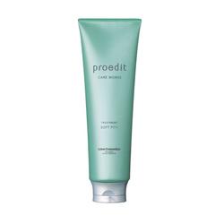 Lebel Proedit Home Charge Soft Fit Plus Treatment - Маска для жестких, непослушных/очень поврежденных волос 250 мл