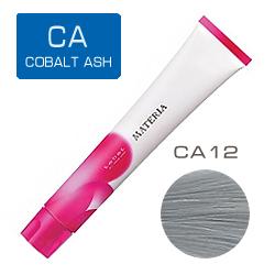 Lebel Краска для волос Materia CA12 - Супер блондин кобальтовый 80 гр