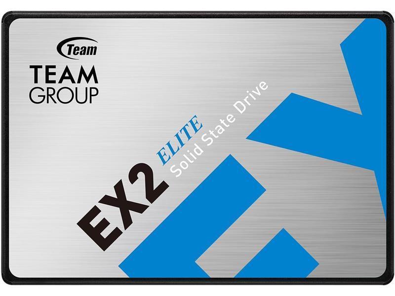 "Накопитель SSD 1TB Team EX2 2.5"" SATAIII SLC (T253E2001T0C101)"