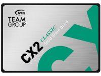 "Накопитель SSD  512GB Team CX2 2.5"" SATAIII 3D SLC (T253X6512G0C101)"