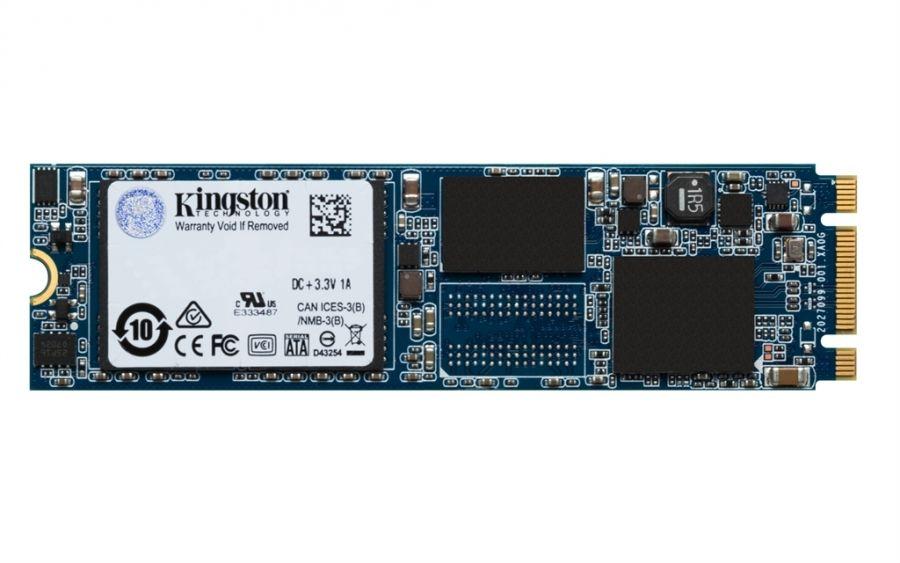 Накопитель SSD  240GB M.2 SATA Kingston UV500 M.2 2280 SATAIII 3D TLC (SUV500M8/240G)