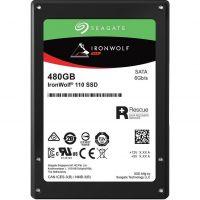 "Накопитель SSD  480GB Seagate IronWolf 110 2.5"" SATAIII 3D TLC (ZA480NM10011)"