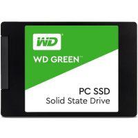 "Накопитель SSD  240GB WD Green 2.5"" SATAIII TLC (WDS240G2G0A)"