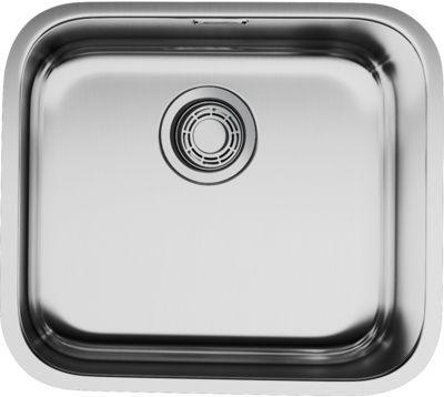 Мойка кухонная Omoikiri Omi 49-U-IN 4993066 нержавеющая сталь ФОТО