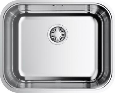Мойка кухонная Omoikiri Omi 54-U/IF-IN 4993488 нержавеющая сталь ФОТО