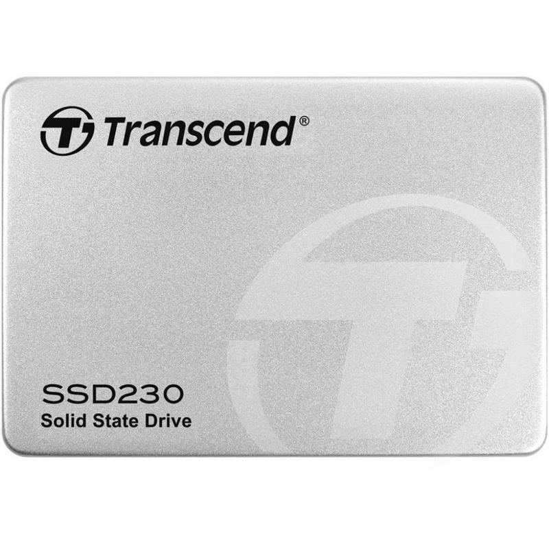 """Накопитель SSD  512GB Transcend SSD230S Premium 2.5"""" SATA III 3D V-NAND TLC (TS512GSSD230S)"""