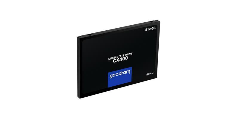 "Накопитель SSD  512GB GOODRAM CX400 Gen.2 2.5"" SATAIII 3D TLC (SSDPR-CX400-512-G2)"