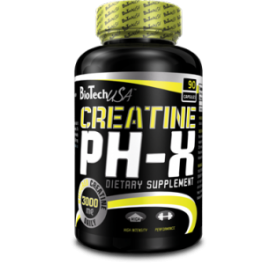 BIOTECH USA CREATINE PHX 90 КАПС