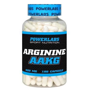 POWERLABS AAKG 180 CAPS