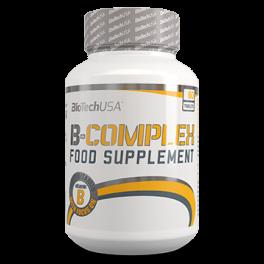 BIOTECH B-COMPLEX 60 ТАБ