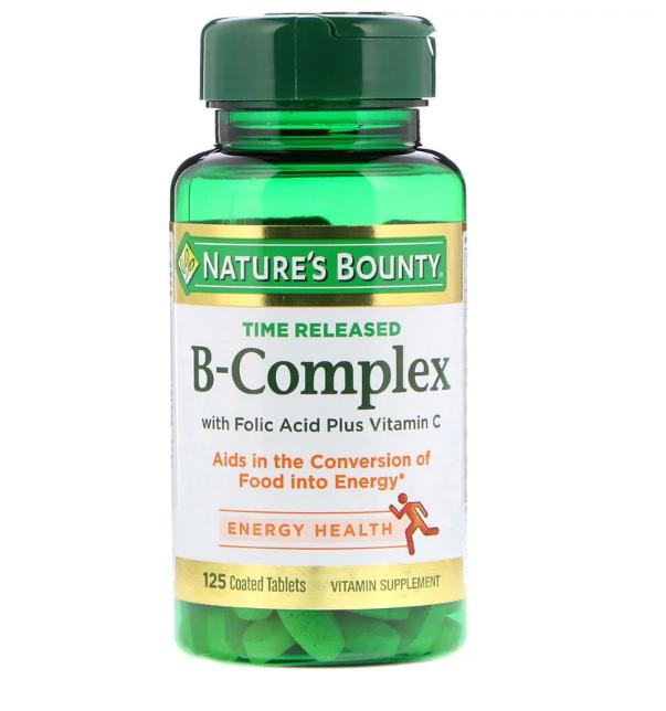 Nature's Bounty B-комплекс 150 табл