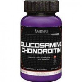 ULTIMATE GLUCOSAMINE & CHONDROITIN 90 ТАБЛ