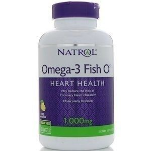 Natrol Омега-3 1000 мг 150 таблеток