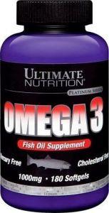 Ultimate Nutrition Omega-3 90 caps