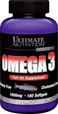 Ultimate Nutrition Omega-3 90 caps