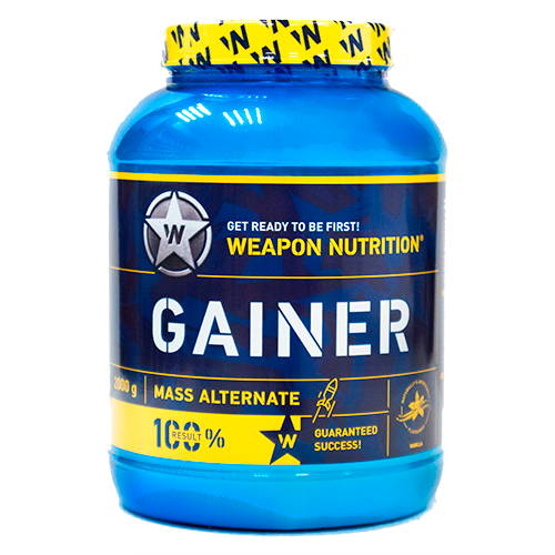 Weapon Nutrition Gainer 2 кг