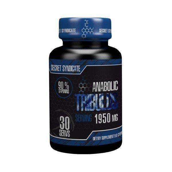 Secret Syndicate Anabolic Tribulus 90 капс
