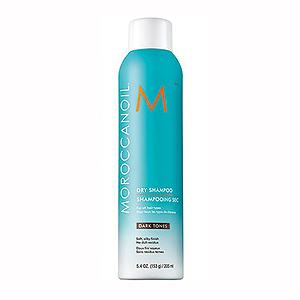 Moroccanoil Moroccanoil Dry Shampoo Dark Tones - Сухой Шампунь для темных оттенков волос 205 мл