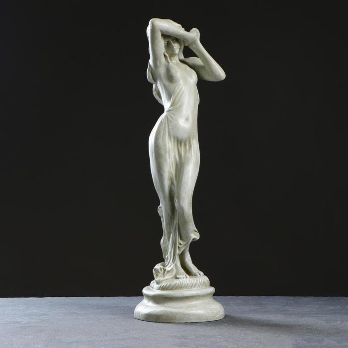 """Фигура """"Девушка с поднятыми руками"""" 52х16см 5220460"""