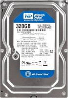 Накопитель HDD SATA  320Gb WD, 8Mb (WD3200AAJS)