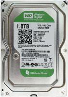 Накопитель HDD SATA 1.0TB WD Green 5400rpm 64MB (WD10EZRX) Refurbished