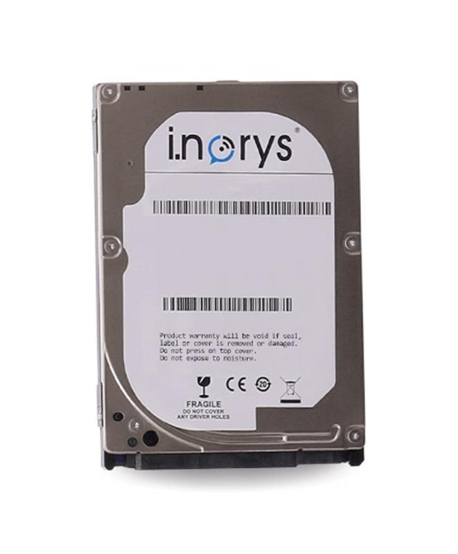 "Накопитель HDD 2.5"" SATA  500GB i.norys 5400rpm 8MB (INO-IHDD0500S2-N1-5408)"