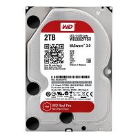 Накопитель HDD SATA 2.0TB WD Red Pro NAS 7200rpm 64MB (WD2002FFSX)