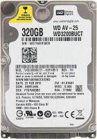 "Накопитель HDD 2.5"" SATA  320GB WD Blue 5400rpm 16MB (WD3200LUCT) Refurbished"