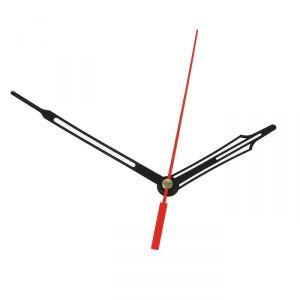 Комплект из 3-х стрелок для часов черные 70/104 (2045) (фасовка 100 наборов) 2310968