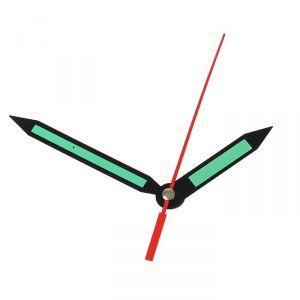 Комплект из 3-х стрелок для часов, светятся в темноте 59/90(2013Y) (фасовка 100 набор) 2310964