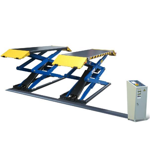 Подъемник ножничный   PEAK SX07 г/п 3 тонны, напольный
