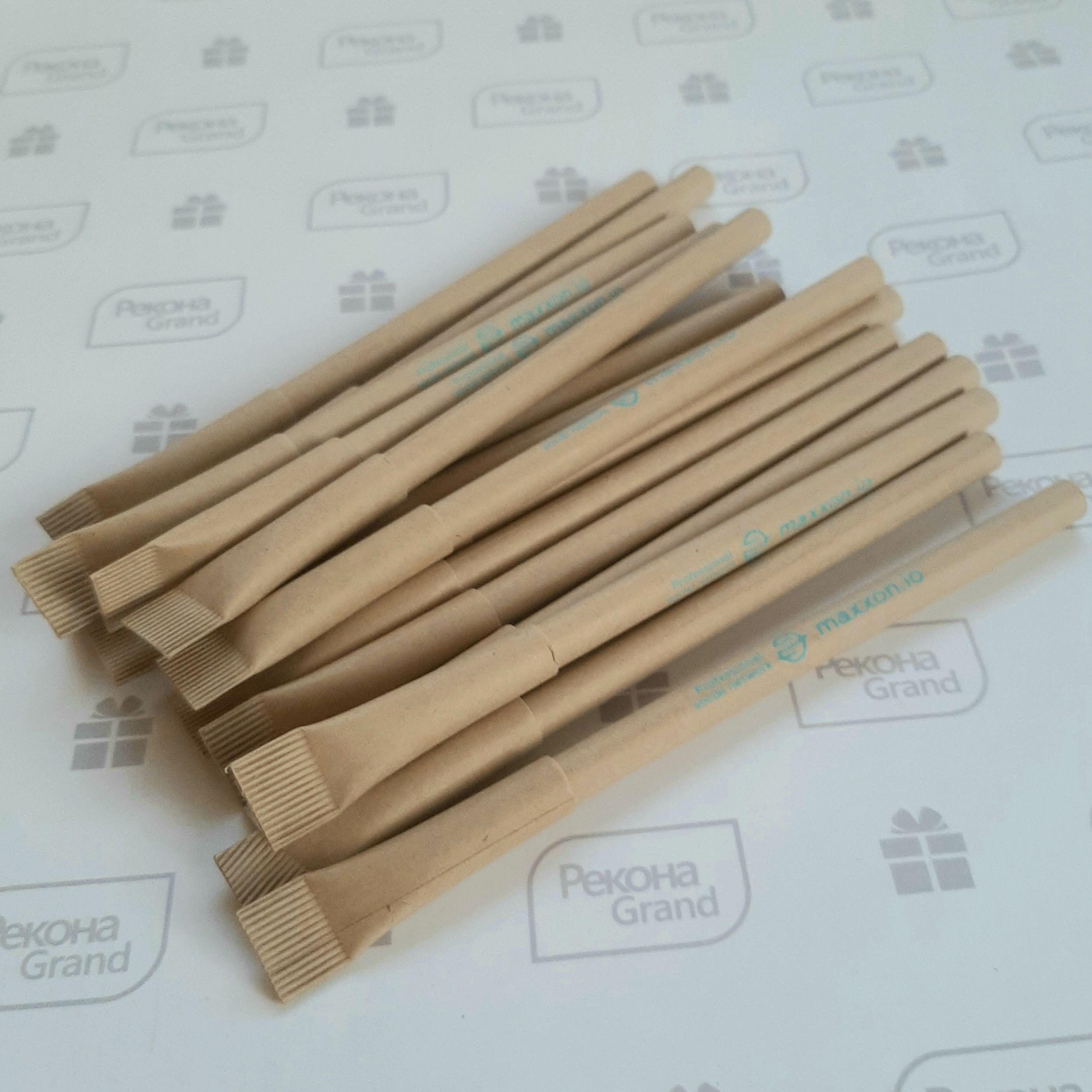 заказать картонные ручки с логотипом