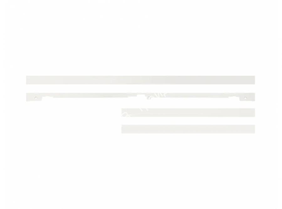 Дополнительная рамка для The Frame 75'' 2020 белая