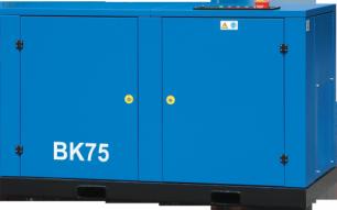 Безмасляный винтовой компрессор Remeza ВК75-2,5