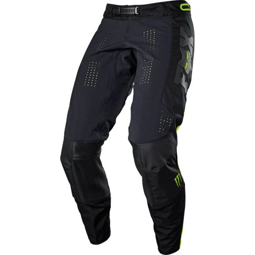 Fox 2021 360 Monster Black штаны для мотокросса