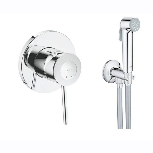 Гигиенический душ Grohe BauClassic 124902 ФОТО
