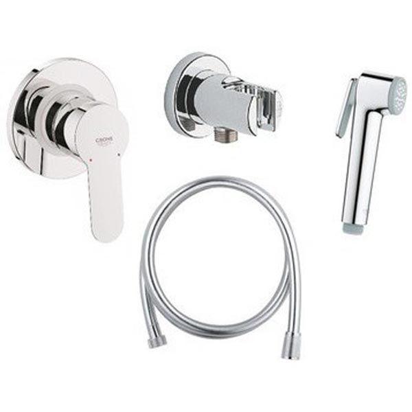 Гигиенический душ Grohe BauEdge 124898 ФОТО