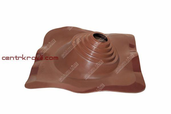 Проходной элемент MF профи №1  (75-200мм) +240 силиконовый