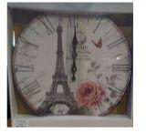 Часы деревянные настенные IR-648 Париж