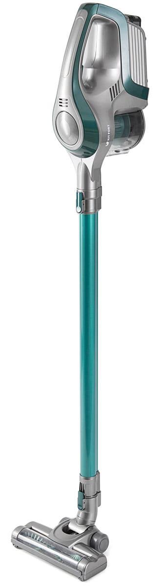 Вертикальный пылесос KitFort КТ-515-3 серо-зеленый