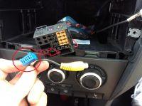 Переходник для камеры заднего вида Skoda/Audi/Volkswagen