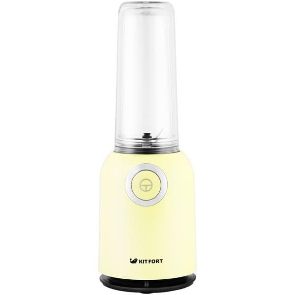 Блендер KitFort КТ-1363-5 желтый