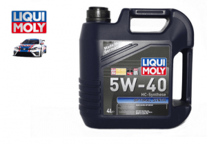 МОТОРНОЕ МАСЛО LIQUI MOLY OPTIMAL SYNTH 5W-40 4L
