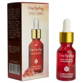 Сыворотка для лица с соком красного граната Оne Spring, 15 мл