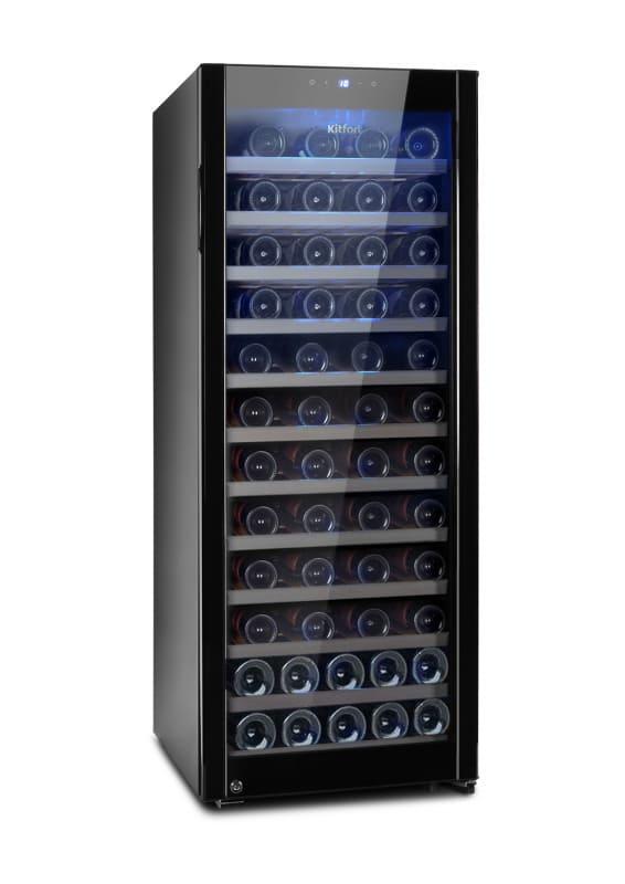 Винный шкаф KitFort Kt-2416 (НОВИНКА)